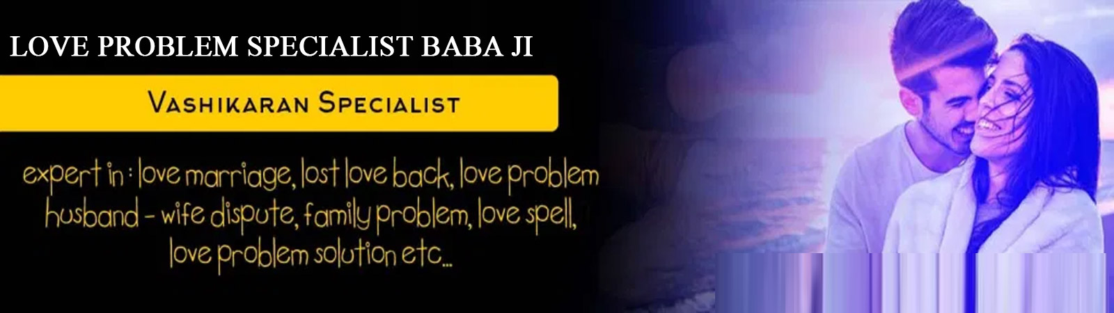 Vashikaran Astrologer Specialist Baba in India